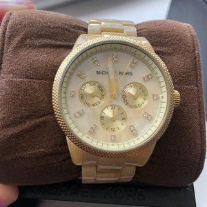 Off white Michael Kors Watch